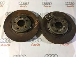 Диск тормозной. Audi Coupe Audi A5