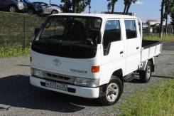 Toyota Toyoace. 1998 г. 4WD, 2 800 куб. см., 1 200 кг.