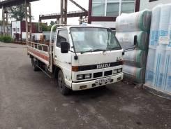 Isuzu Elf. Бортовой грузовик исузу эльф 3т, 3 700 куб. см., 3 000 кг.
