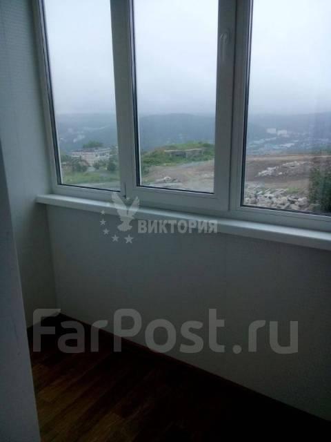 1-комнатная, улица Сабанеева 16в. Баляева, агентство, 36 кв.м. Вид из окна днем