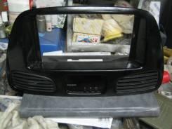 Консоль панели приборов. Toyota Lite Ace Noah, CR50, SR50, SR40, CR40 Toyota Town Ace Noah, CR50, CR40, SR40, SR50 Двигатели: 3CT, 3CTE, 3SFE