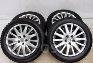 Колёса с шинами =Toyota= R17! 2014 год! Протектор 7 мм (№ 56301). 7.0x17 5x114.30 ET45