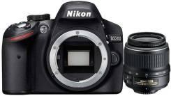 Nikon D3200 Body. 20 и более Мп, зум: 3х