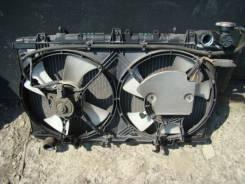 Радиатор охлаждения двигателя. Nissan Avenir, PNW10, PW10 Nissan Primera, W10 Двигатели: SR20DE, SR20DI