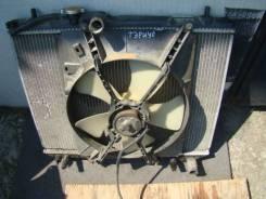 Радиатор охлаждения двигателя. Daihatsu Terios Kid, 111G, J111G
