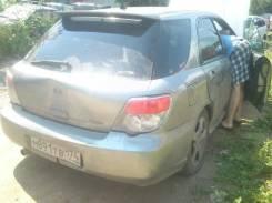 Крышка багажника. Subaru Impreza, GGD, GG3, GGC, GG5, GG9, GG, GG2, GGB, GGA Двигатель EL154. Под заказ из Челябинска