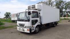 Nissan Diesel. Продам грузовой рефрижератор 2003 г. в. б/п по РФ., 7 000 куб. см., 5 000 кг.