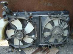 Радиатор охлаждения двигателя. Honda Fit, UA-GD3, DBA-GD2, UA-GD2, CBA-GD4, DBA-GD1, UA-GD4, UA-GD1, DBA-GD4, CBA-GD3, DBA-GD3
