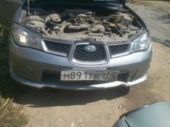 Бампер. Subaru Impreza, GG9, GG, GGA, GG2, GGB, GG3, GGC, GGD, GG5 Двигатель EL154