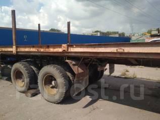 Одаз 9370. Продам полуприцеп ОДАЗ-9370 (площадка), 20 000 кг.