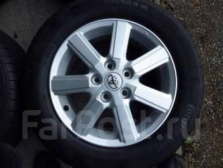 Toyota. 6.0x16, 5x114.30, ET50, ЦО 60,0мм.