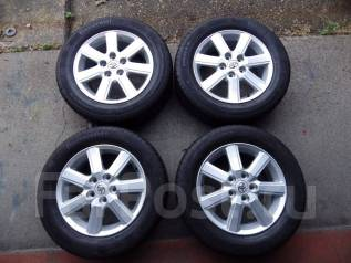 Готовый комплект колес для Toyota Noah, Voxy. 6.0x16 5x114.30 ET50 ЦО 60,0мм.