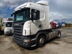 Scania R. 420, 11 705 куб. см., 11 410 кг.