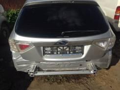 Крышка багажника. Subaru Impreza, GH8, GH, GH3, GH6, GH7