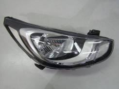 Фара. Hyundai Solaris. Под заказ