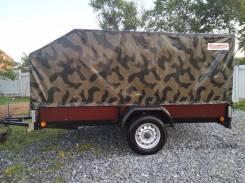 Курганские прицепы. Г/п: 470 кг., масса: 750,00кг.