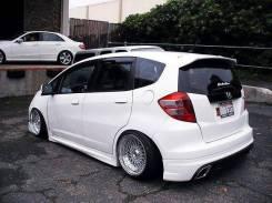 Обвес кузова аэродинамический. Honda Fit, GE6, GE7, GE8, GE9. Под заказ