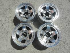 Bridgestone. 8.0x16, 6x139.70, ET0, ЦО 110,1мм.