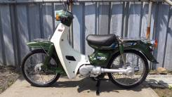 Yamaha Mate 50. 50 куб. см., исправен, птс, без пробега
