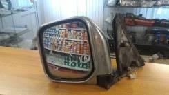 Зеркало заднего вида боковое. Mitsubishi Pajero, V44W, V44WG