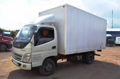 Foton Ollin. Грузовой фургон . Год выпуска 2012, 3 990 куб. см., 3 000 кг.