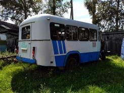 Кавз 3976. Автобус КАВЗ 3976, 4 250 куб. см., 20 мест