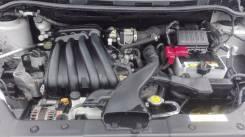Двигатель в сборе. Nissan Tiida, NC11 Двигатель HR15DE