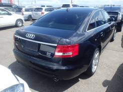 Задняя часть автомобиля. Audi A6 allroad quattro, 4F5, 4F5/C6 Audi A6, 4F5, 4F5/C6