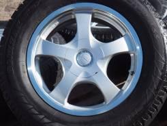 Bridgestone. 6.5x16, 5x100.00, 5x114.30, ET30