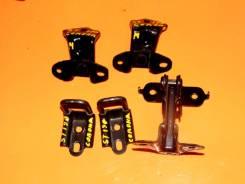 Крепление сиденья. Toyota Corona, ST190, ST191, AT190, ST195, CT195, CT190 Двигатели: 2C, 2CIII, 2CT, 3SFE, 4AFE, 4SFE