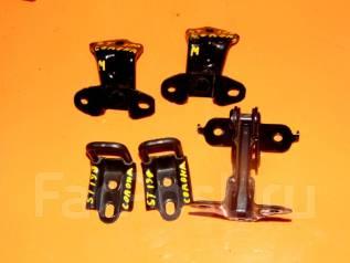 Крепление сиденья. Toyota Corona, AT190, CT190, CT195, ST190, ST191, ST195 Двигатели: 2C, 2CIII, 2CL, 2CT, 3SFE, 4AFE, 4SFE