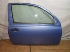 Дверь боковая. Nissan Micra, K12, K12E