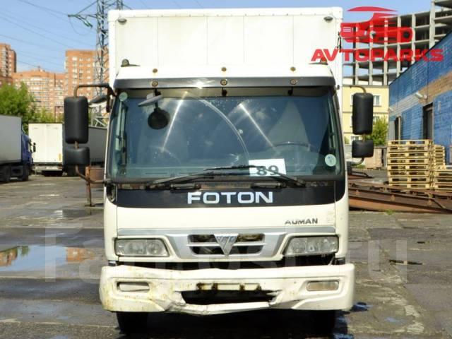 Foton Auman. Изотермический фургон foton auman 2012 года, 3 990 куб. см., 5 300 кг.