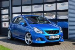 Чип-тюнинг Opel Corsa D GSI