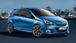 Чип-тюнинг Opel Corsa D OPC