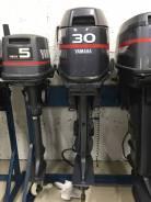 Yamaha. 30,00л.с., 2-тактный, бензиновый, нога S (381 мм), 2003 год год