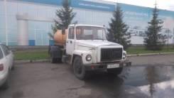 ГАЗ 3309. Газ 3309 Ассенизатор КО503В-2 2006, 4 750 куб. см.