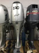 Honda. 50,00л.с., 4-тактный, бензиновый, нога L (508 мм), Год: 2006 год