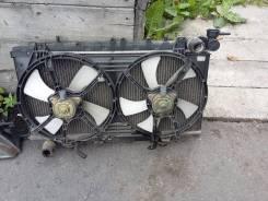 Радиатор охлаждения двигателя. Nissan Pulsar, FN15 Двигатель GA15DE