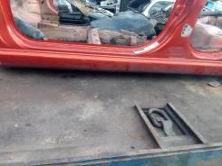 Порог пластиковый. Chevrolet Spark