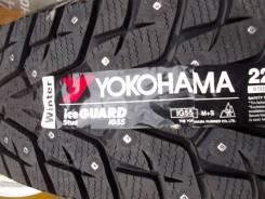 Yokohama Ice Guard IG55. Зимние, шипованные, 2014 год, без износа, 4 шт
