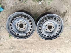 Dunlop. 6.0x15, 5x114.30