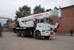 "Челябинец КС-65711. Продам Автокран КС 65711 ""Челябинец"", 40 000 кг., 36 м."
