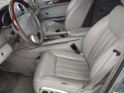 Сиденье. Mercedes-Benz M-Class, W164