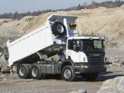 Scania P380CB 8x4 EHZ. Продам Scania P380 CB 6H4 EHZ - самосвал, 11 000 куб. см., 26 500 кг.