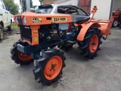 Kubota B6000. Японский мини-трактор
