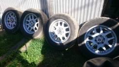 Продам комплект колес. 8.5x18 6x139.70