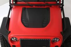 Капот. Jeep Wrangler, JK