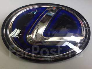 Эмблема решетки. Lexus CT200h, ZWA10 Lexus RX350 Двигатели: 2ZRFXE, 5ZRFXE