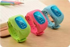 Детские умные часы - телефон Wonlex (Q 50) Smart Baby Watch A
